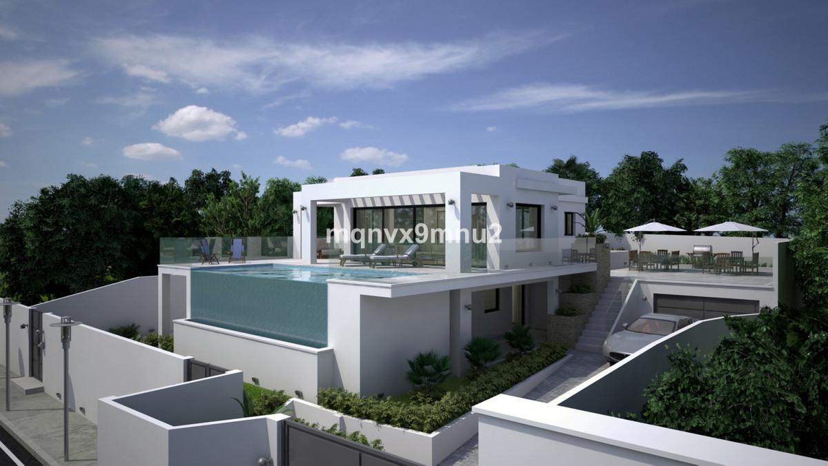 Villa Detached El Chaparral Málaga Costa del Sol R3348271 8