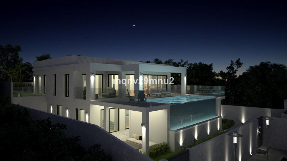 Villa Detached El Chaparral Málaga Costa del Sol R3348271 9