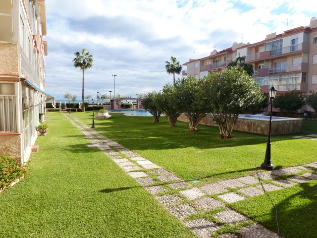 Appartement  Rez-de-chaussée en vente   à Los Boliches