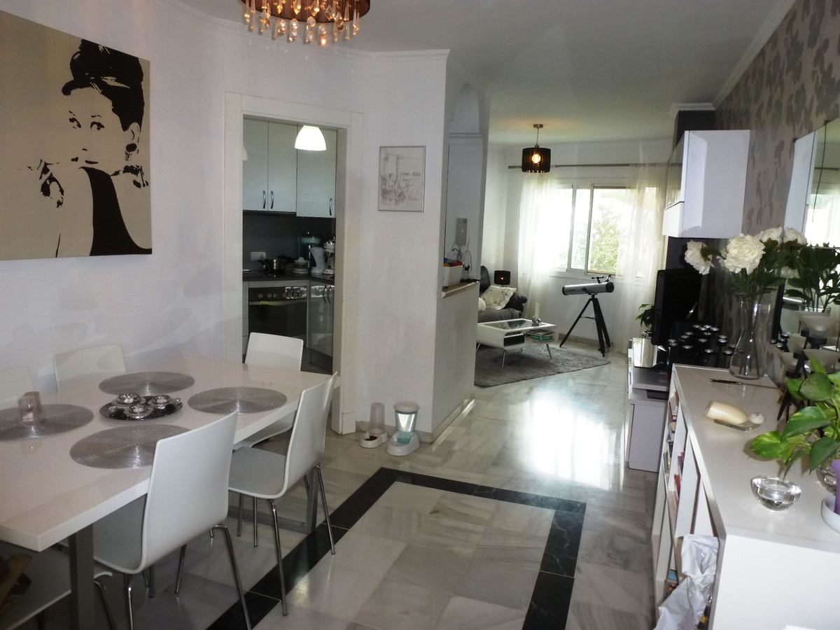 Top Floor Apartment, Mijas Golf, Costa del Sol. 2 Bedrooms, 1 Bathroom, Built 81 m².  Setting : Fron,Spain