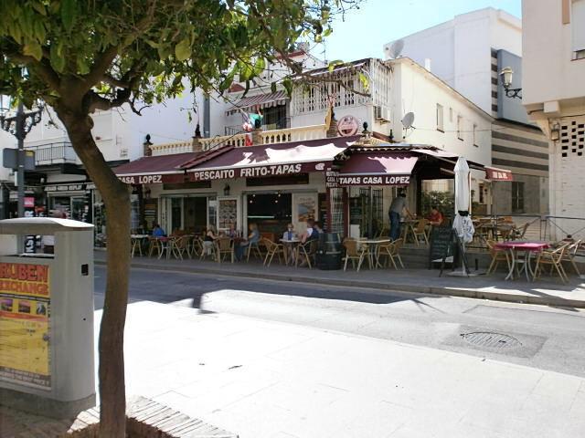 0-bed-Restaurant Commercial for Sale in Torremolinos Centro