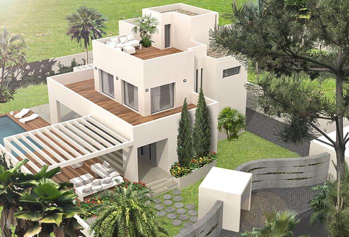 4-bed-Detached Villa for Sale in San Pedro de Alcántara