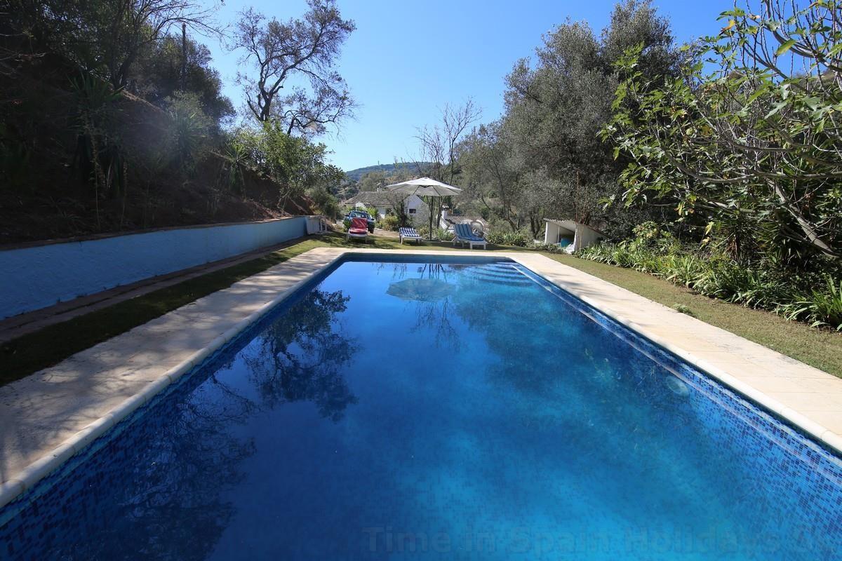 Fritliggende Villa i Casares R2768759