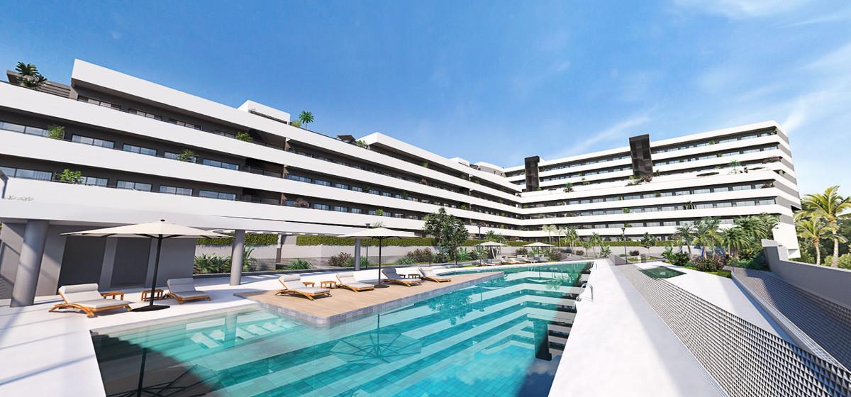 Ground Floor Apartment for sale in Estepona