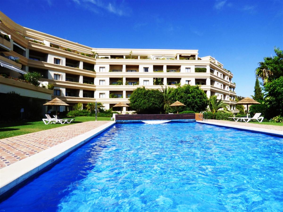 Apartment - Nueva Andalucía