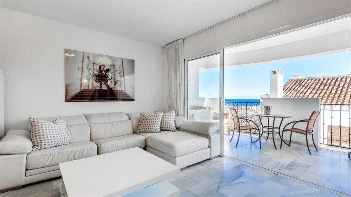Fantastic duplex apartment in the heart of Puerto Banus.  2 bedrooms - 2 bathrooms, large lounge lea,Spain