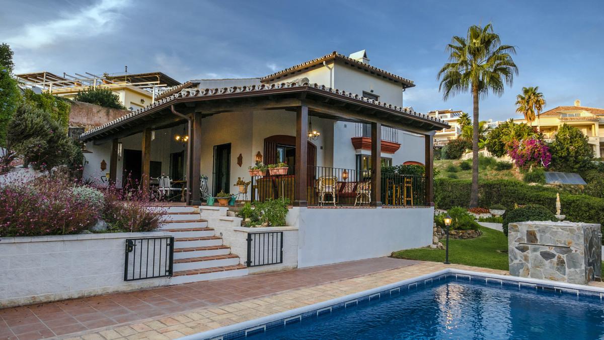 5 dormitorio villa en venta marbella
