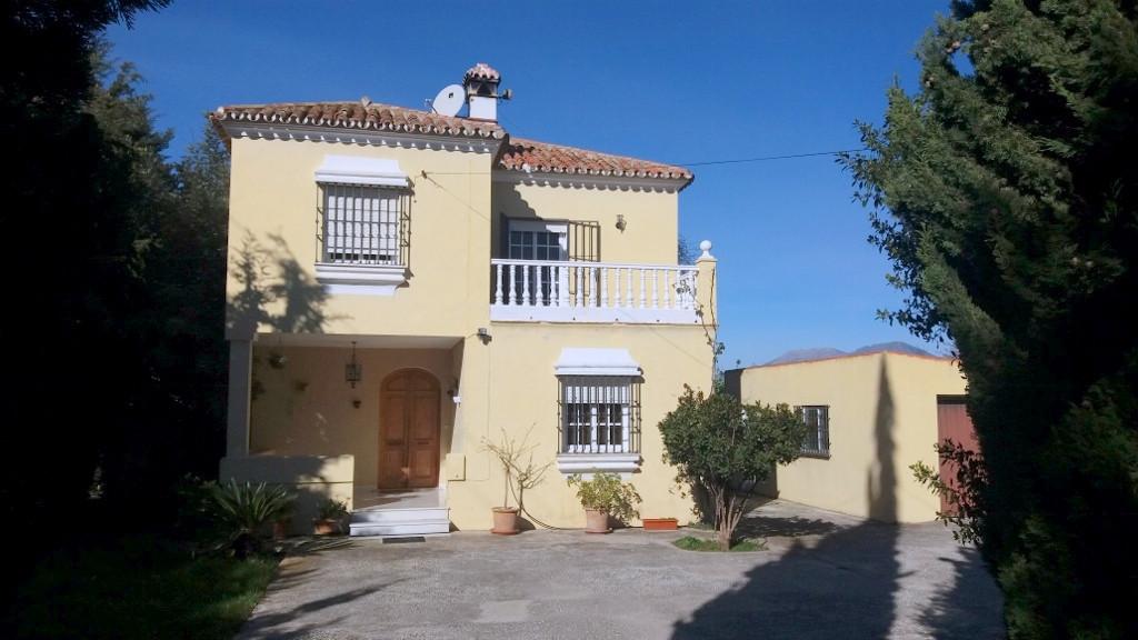 Villa Finca 12 Dormitorio(s) en Venta Coín