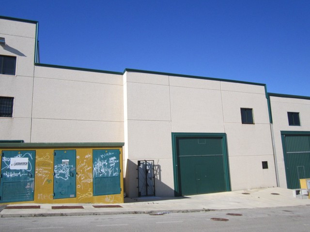 Warehouse, La Linea, Costa del Sol. Built 492 m², Terrace 153 m².  Setting : Suburban, Commercial Ar,Spain
