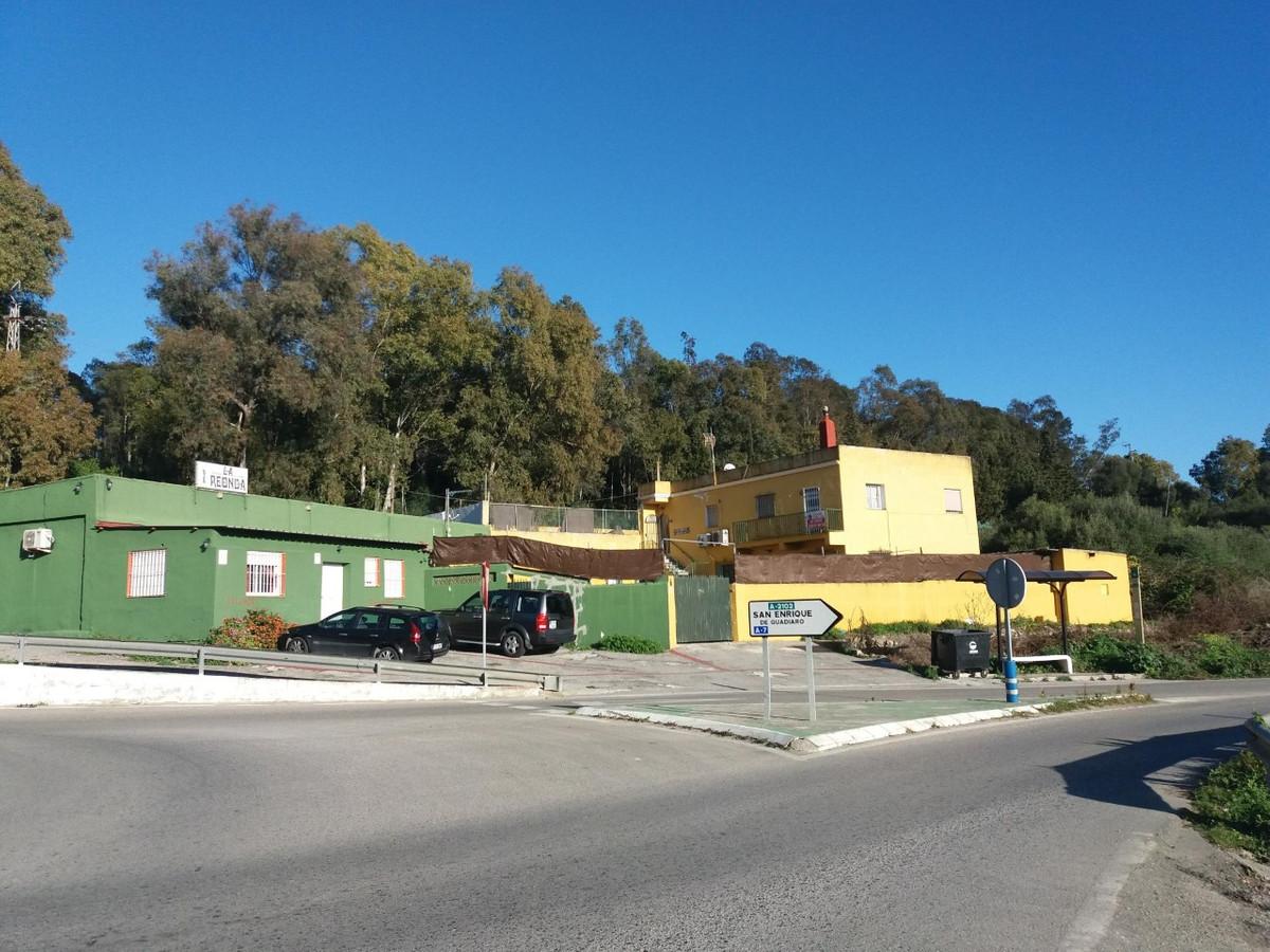 Bar, San Enrique, Costa del Sol. 6 Bedrooms, 3 Bathrooms, Built 789 m², Terrace 189 m², Garden/Plot ,Spain