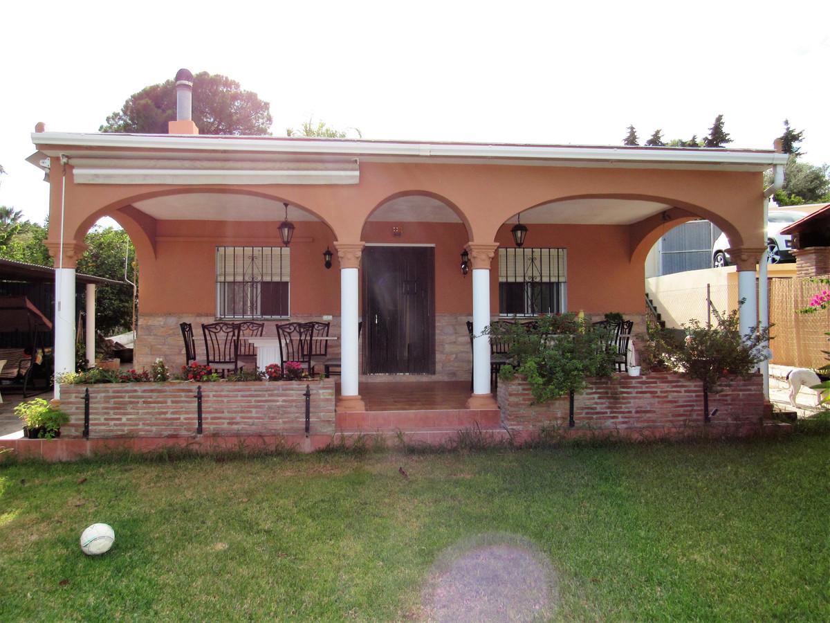Detached Villa, Guadalmina Alta, Costa del Sol. 3 Bedrooms, 2 Bathrooms, Built 82 m², Terrace 27 m².,Spain