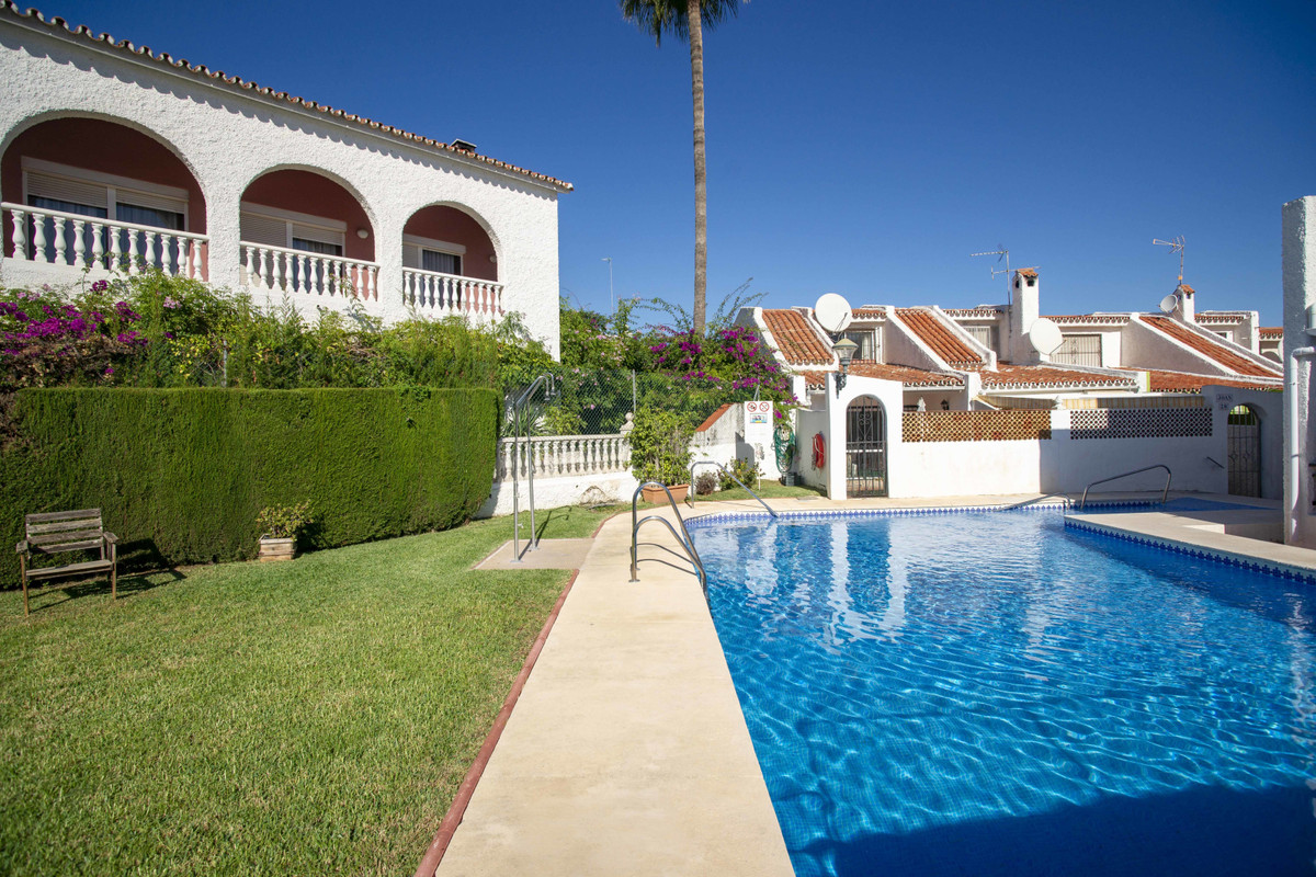 Townhouse, Torremolinos, Costa del Sol. 1 Bedroom, 1 Bathroom, Built 65 m².  Setting : Close To Sea,,Spain