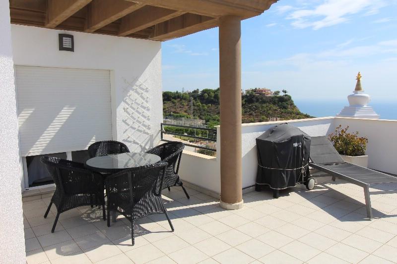 Appartement Penthouse à Benalmadena, Costa del Sol