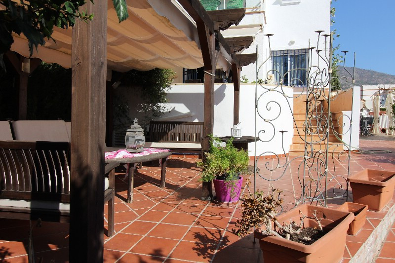 Excellent townhouse in Campo Mijas (Villa Bonita) with a magnificent view .  This complex is situate,Spain