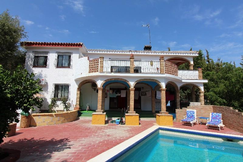 VillaDetachedfor salein Mijas Costa
