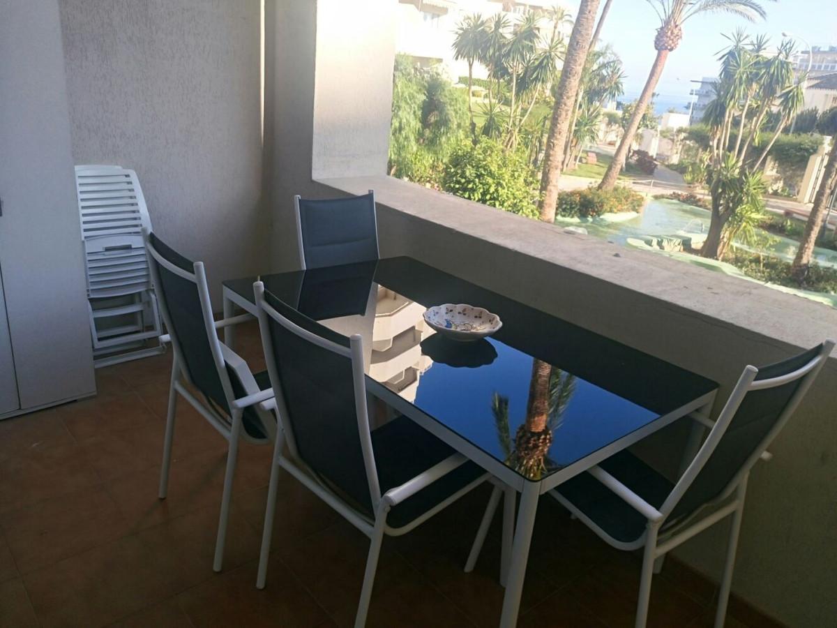 Middle Floor Studio, Benalmadena Costa, Costa del Sol. Built 42 m², Terrace 8 m². ,Spain