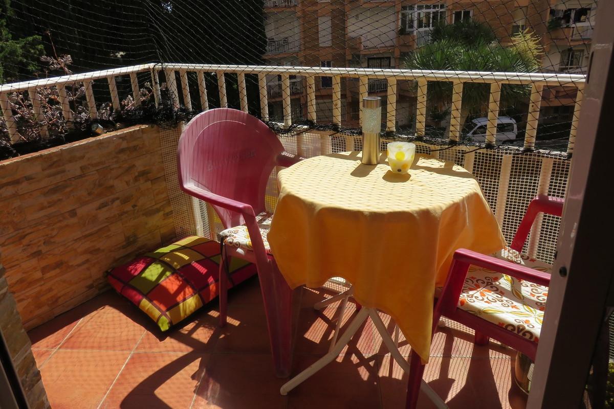 Middle Floor Apartment, Benalmadena Costa, Costa del Sol. 1 Bedroom, 1 Bathroom, Built 50 m², Terrac,Spain
