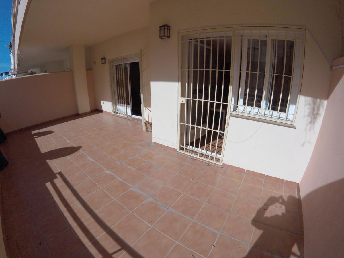 Ground Floor Apartment, Benalmadena Costa, Costa del Sol. 2 Bedrooms, 2 Bathrooms, Built 110 m², Ter,Spain