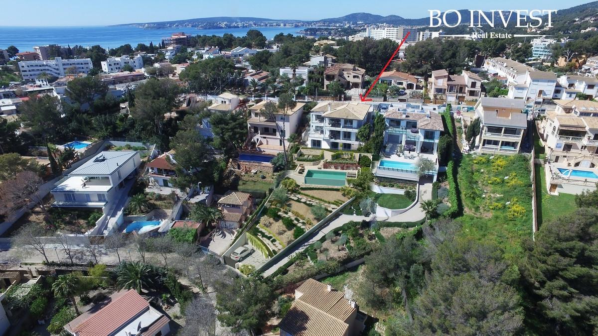Detached Villa, Portals Nous, Mallorca. 5 Bedrooms, 6 Bathrooms, Built 554 m², Terrace 225 m², Garde,Spain