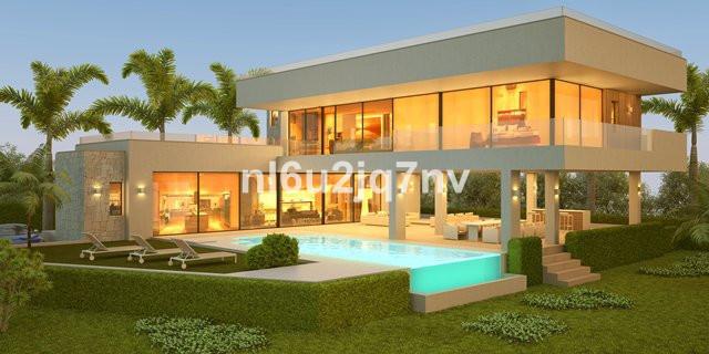 Ref:R2481623 Villa - Detached For Sale in Benahavís
