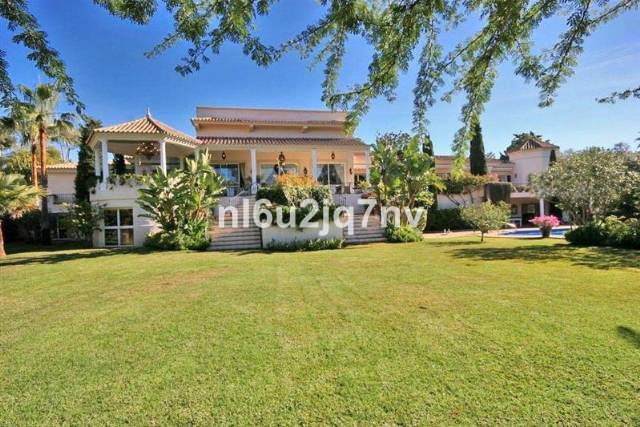 Ref:R2693672 Villa - Detached For Sale in Guadalmina Baja