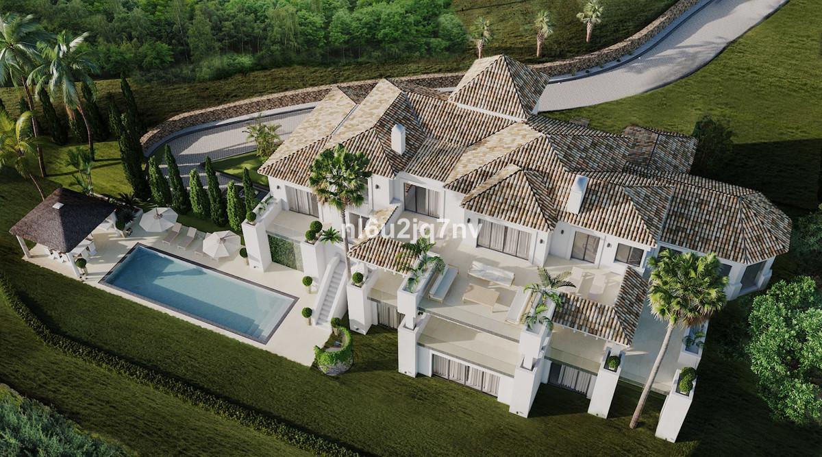 Ref:R3447250 Villa - Detached For Sale in La Zagaleta