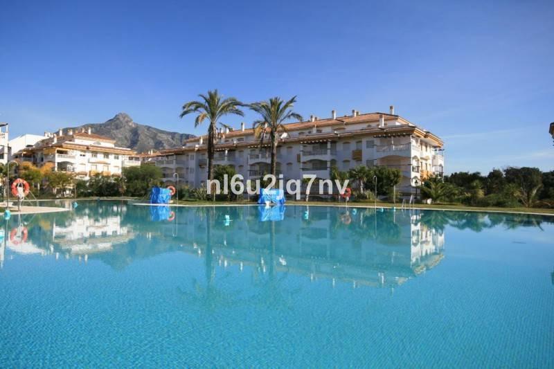 Ref:R2536571 Apartment - Ground Floor For Sale in Nueva Andalucía