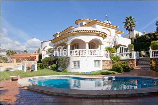 Ref:R2451692 Villa - Detached For Sale in Torrequebrada