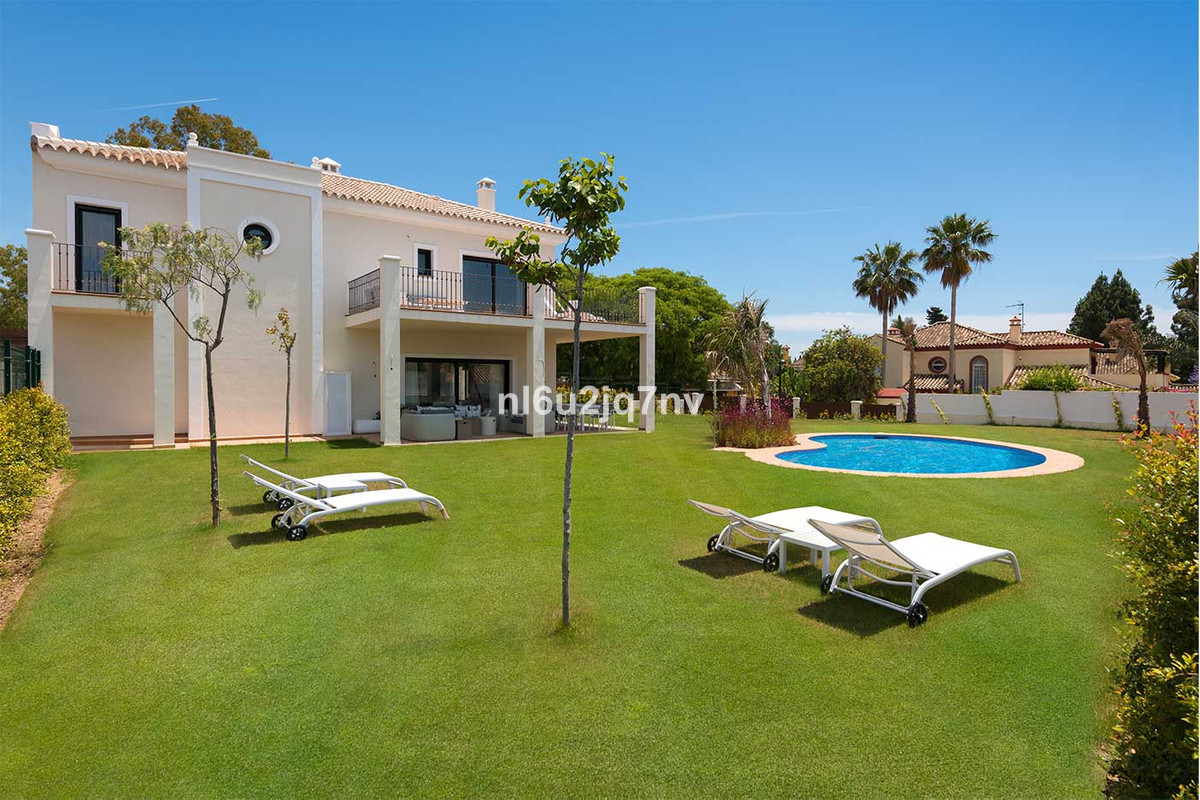 Ref:R3234571 Townhouse - Detached For Sale in Guadalmina Baja