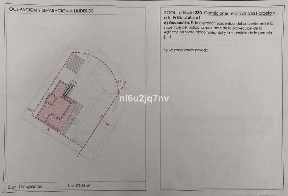 Plot Residential in La Quinta, Costa del Sol