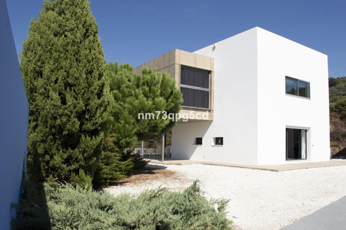 Wonderful contemporary villa in Puerto de Ojen, a unique construction in itself that enjoys incredib,Spain