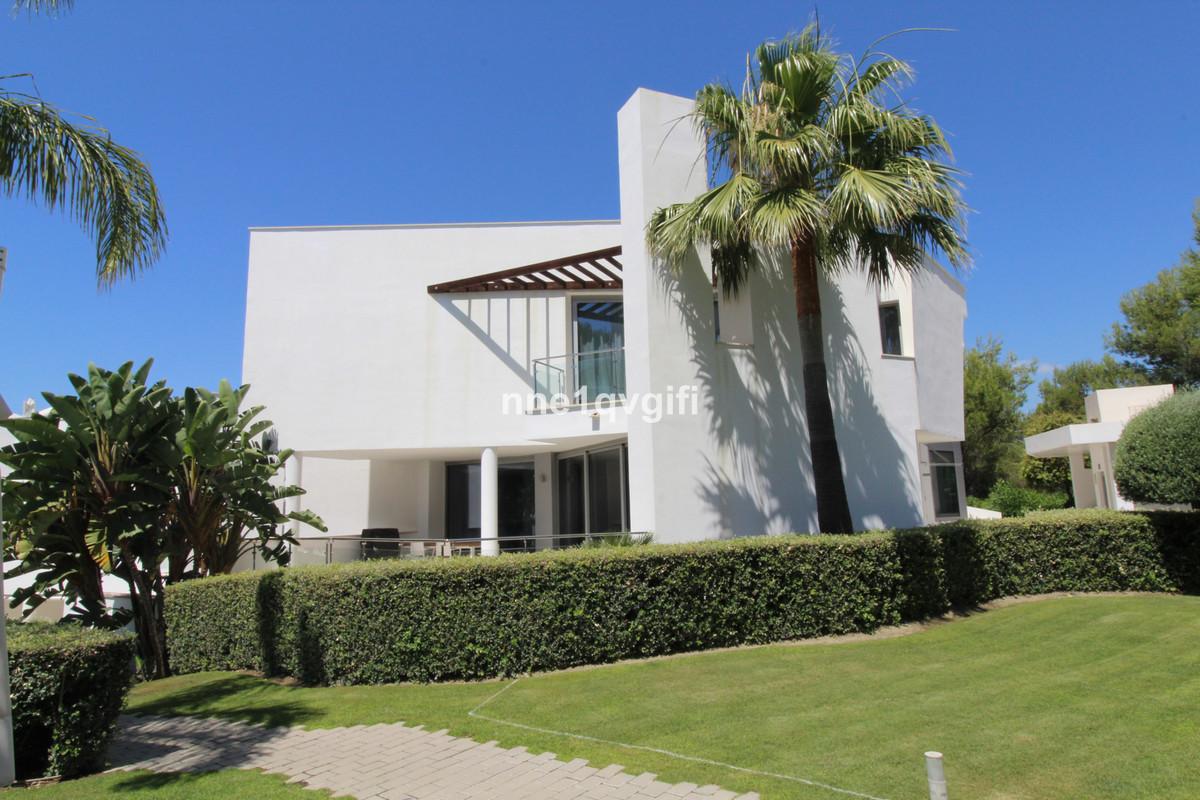 Contemporary semi detached villa in the most prestigious area of Marbella with spectacular views tow,Spain