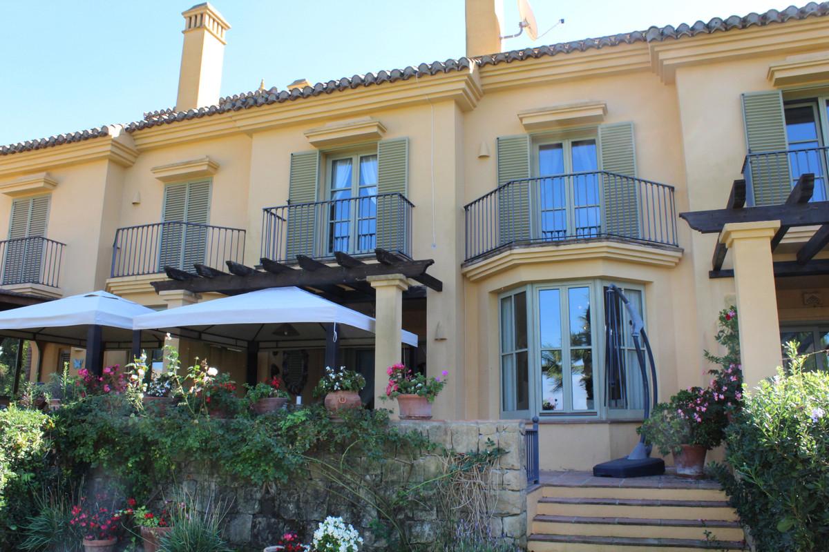 Sotogrande Alto 3 bedroom, 3 bathroom townhouse near to the Almenara Golf Club and new SO/ Sotogrand,Spain