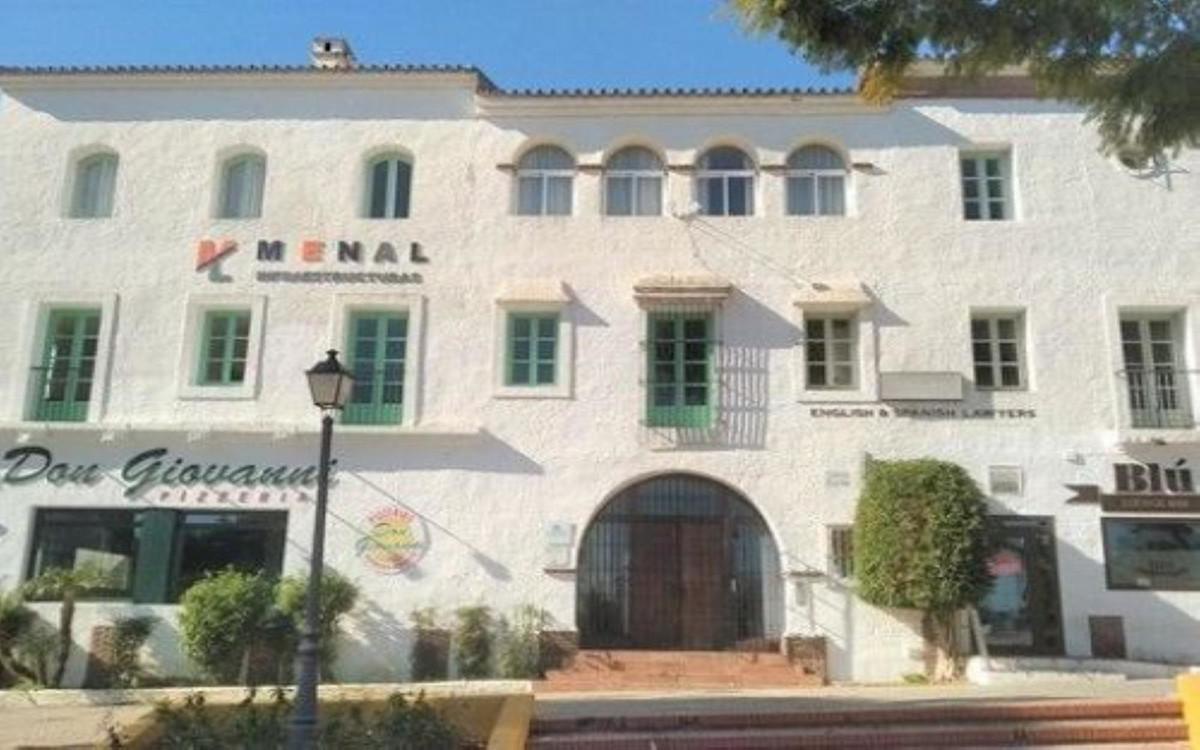 Gewerbeimmobilie - San Roque