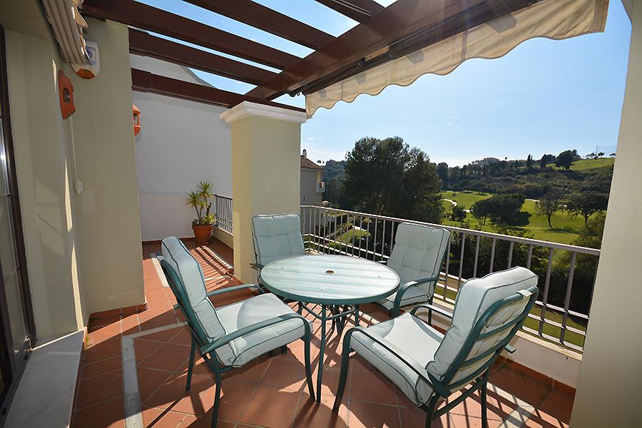 Penthouse, Los Arqueros, Costa del Sol. 2 Bedrooms, 2 Bathrooms, Built 92 m², Terrace 19 m².  Settin,Spain