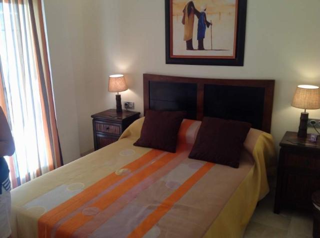 Middle Floor Apartment in San Roque Club