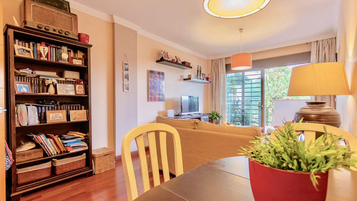 3 Bedroom Ground Floor Apartment For Sale Torremolinos