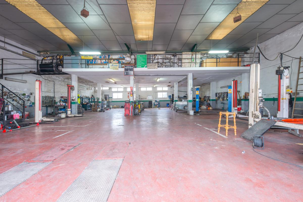 Commercial in Mijas Costa