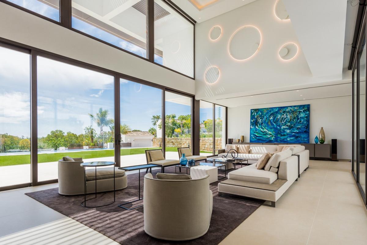 Villa en vente à Benahavís R3413917
