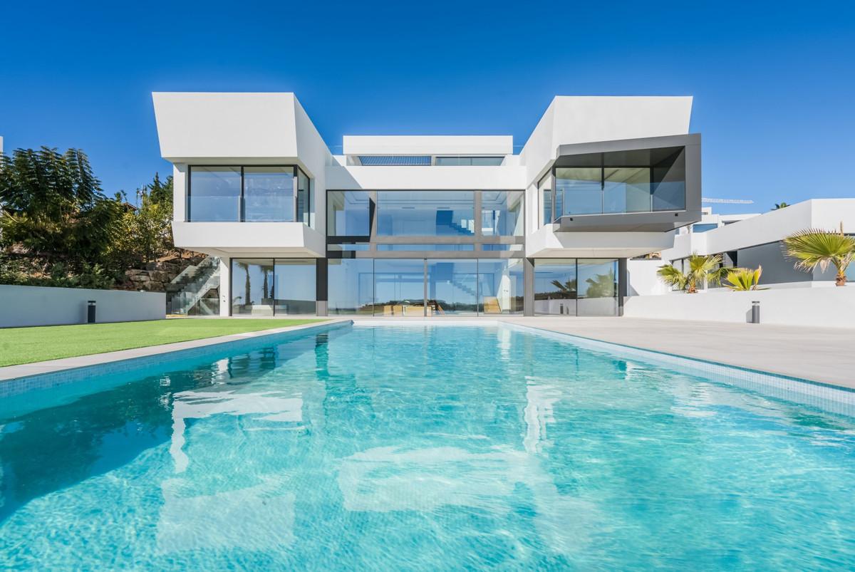 Villa Individuelle à Benahavís R3439612