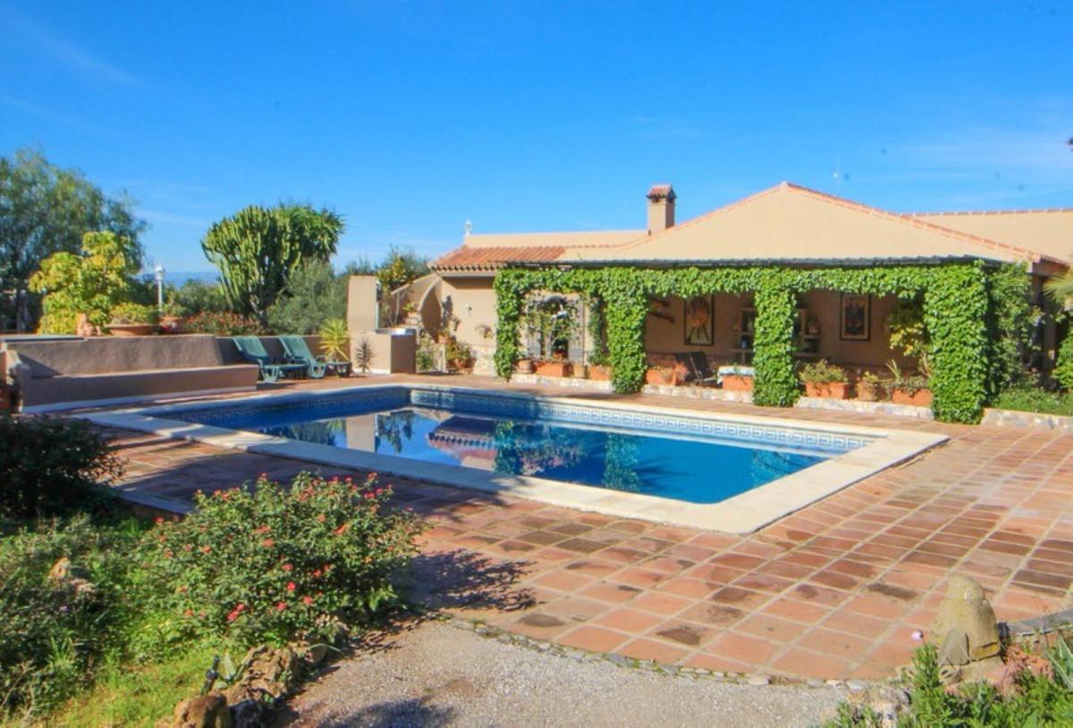 Ref:R3537193 Villa - Finca For Sale in Alhaurín el Grande