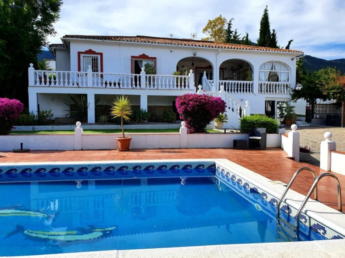 Ref:R3366622 Villa - Detached For Sale in Alhaurín el Grande