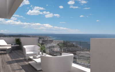 Ref:R3171577 Apartment - Penthouse For Sale in Mijas Costa
