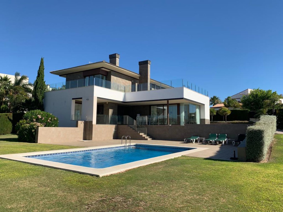 Villa Individuelle à Sotogrande R3436594