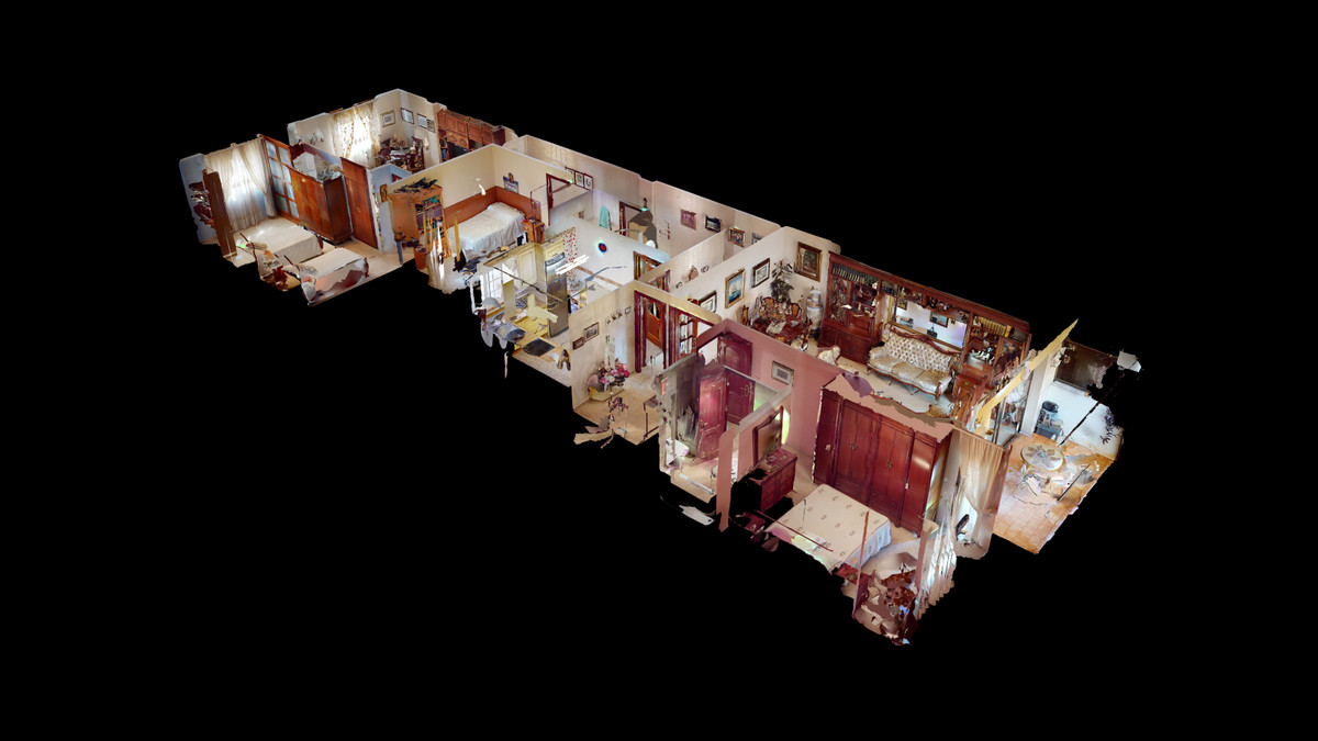 Apartamento Planta Media en Malaga Centro, Costa del Sol