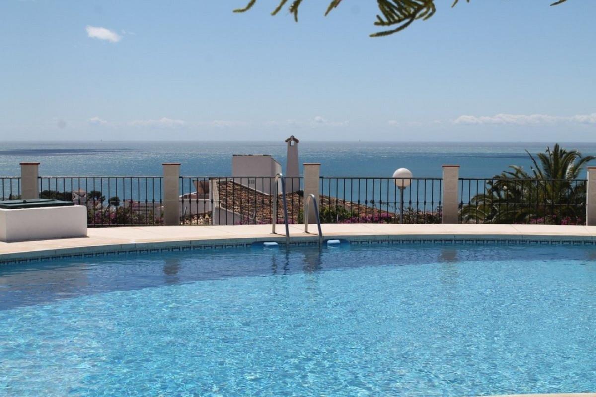 Penthouse, Fuengirola, Costa del Sol. 3 Bedrooms, 1 Bathroom, Built 135 m², Terrace 15 m².  Setting ,Spain