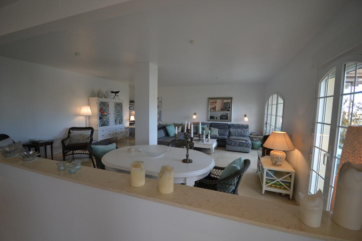 Penthouse, Mijas Costa, Costa del Sol. 3 Bedrooms, 2 Bathrooms, Built 128 m2, Terrace 140 m2  Settin,Spain