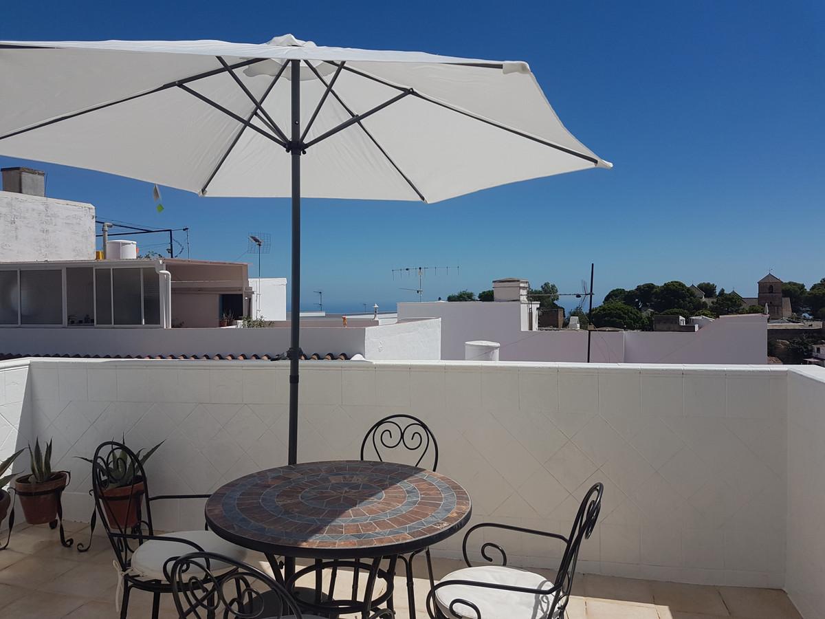 Townhouse Terraced Mijas Málaga Costa del Sol R3661058