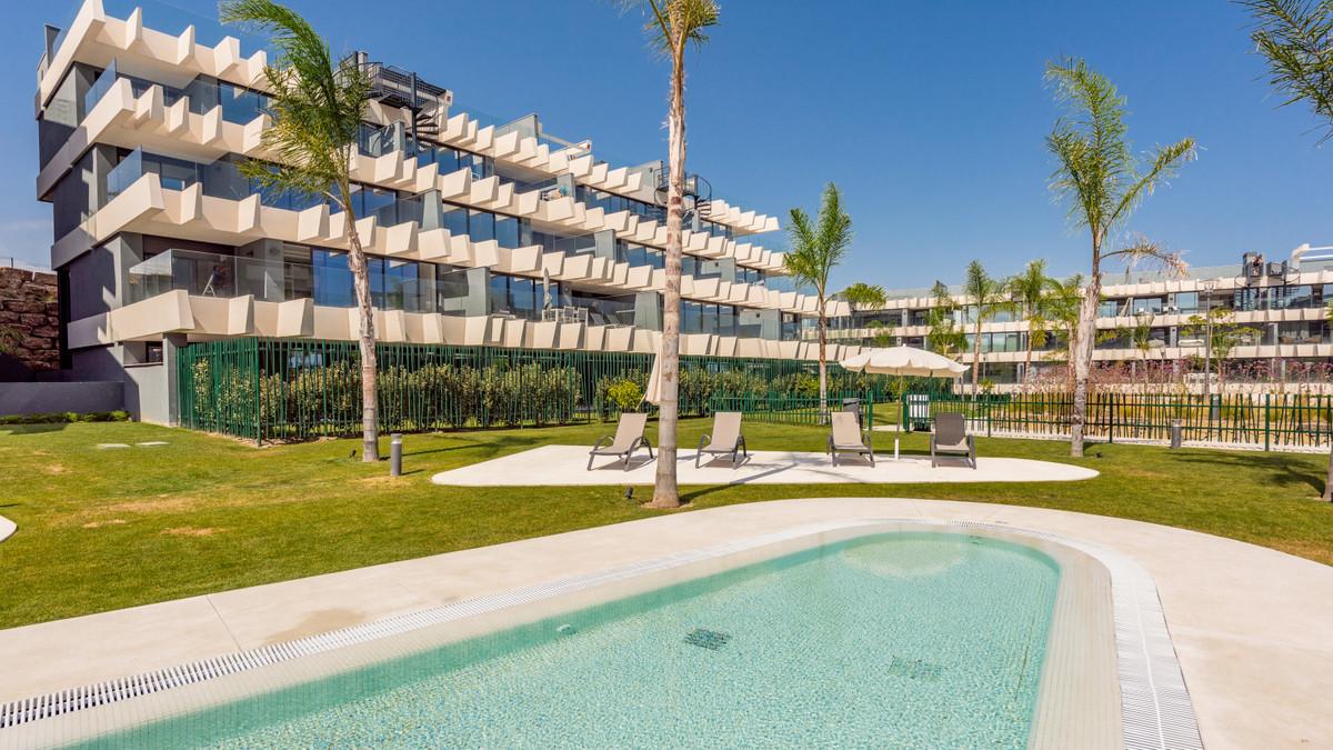 Apartamento Planta Baja en Selwo, Costa del Sol
