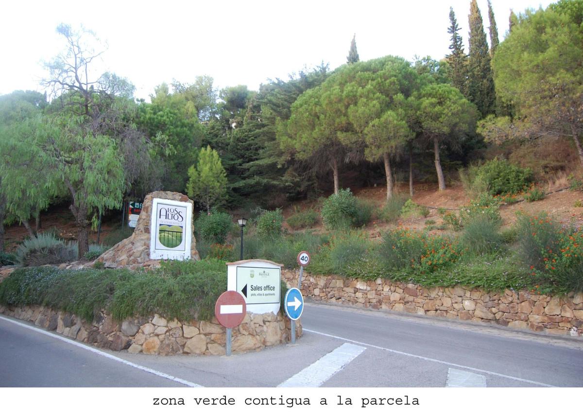 Terrain Résidentiel à Marbella, Costa del Sol